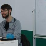 Deutschlehrer vom IDSW in unserem Duisburger Deutschkurs nach GER