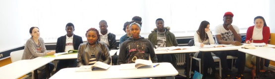 Deutsch lernen beim IDSW in Duisburg