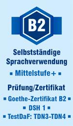 Deutschkurs - B2 - Duisburg