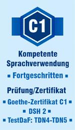 Deutschkurs - C1 - Duisburg